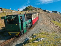 Nearby attraction - Snowdon Mountain Railway