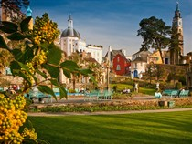 Nearby attraction - Portmeirion